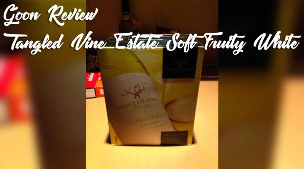 Tangled-Vine-Estate-Soft-Fruity-White-Goon-(Cask-Wine)-Review