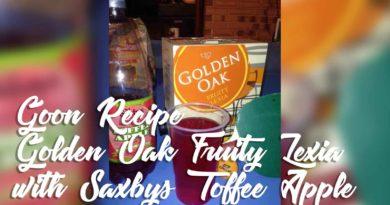 Golden-Oak-Fruity-Lexia-with-Saxbys-Toffee-Apple-Goon-Mixer-Recipe