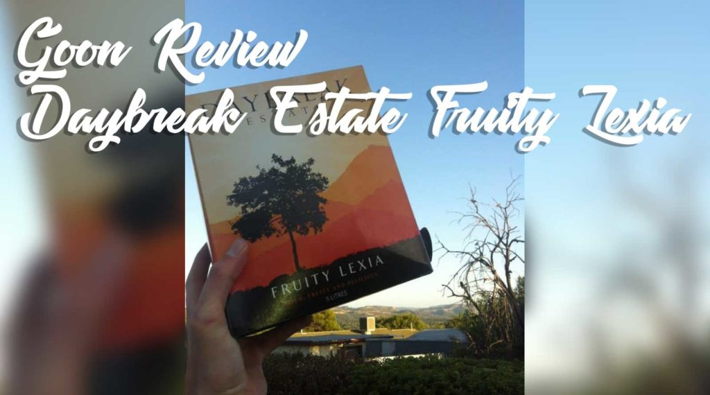 Day-Break-Estate-Fruity-Lexia-Goon-Cask-Box-Wine-Review