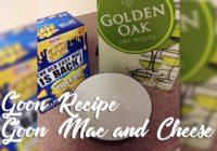 Goon Macaroni and Cheese | Goon Recipe