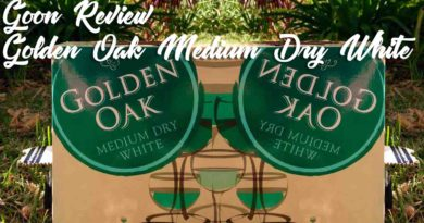 Golden-Oak-Medium-Dry-White-Goon-Cask-Box-Wine-Review