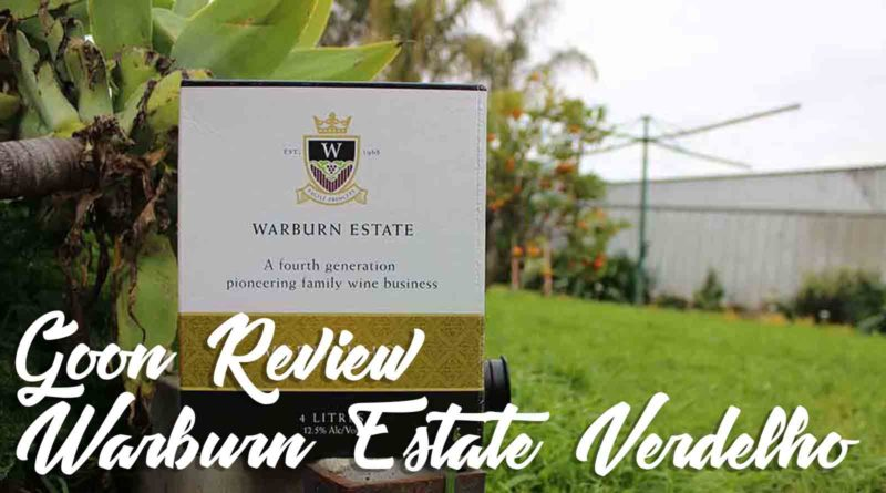 Warburn-Estate-Verdelho-Goon-Cask-Box-Wine-Review