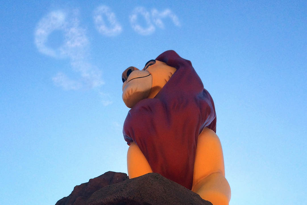 The Lion King Scene - Disney Subliminal Messages