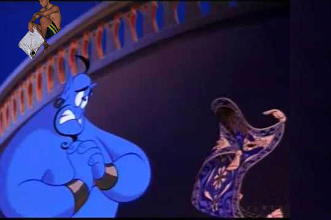 Aladdin Scene - Disney Subliminal Messages