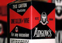 Who Invented The Wine Cask (Goon Box)?